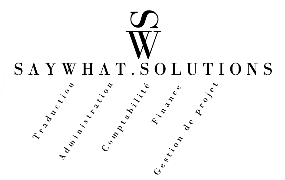 Saywhat.solutions - gestion administrative du quotidien